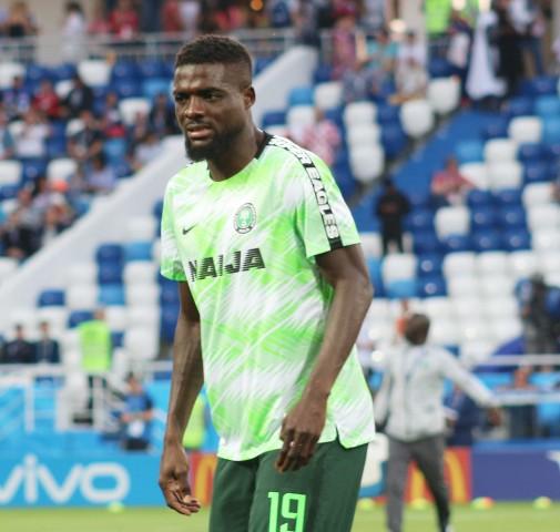 UCL Qualifiers: Eagles midfielder, John Ogu resumes training