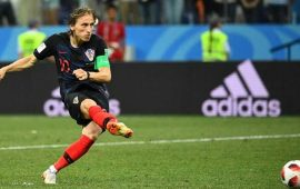 "Alex Scott: A Modric FIFA Awards win will be ""for team players"""