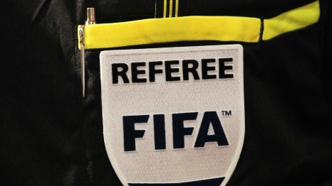 Russia 2018: Gassama dropped as FIFA prune down referees