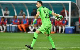 Russia 2018: Subasic the hero as Croatia advance