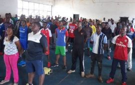 Asaba 2018: 3000 Volunteers undergo screening exercise