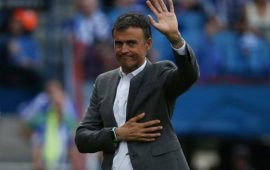 OFFICIAL: Luis Enrique takes over as Spain boss