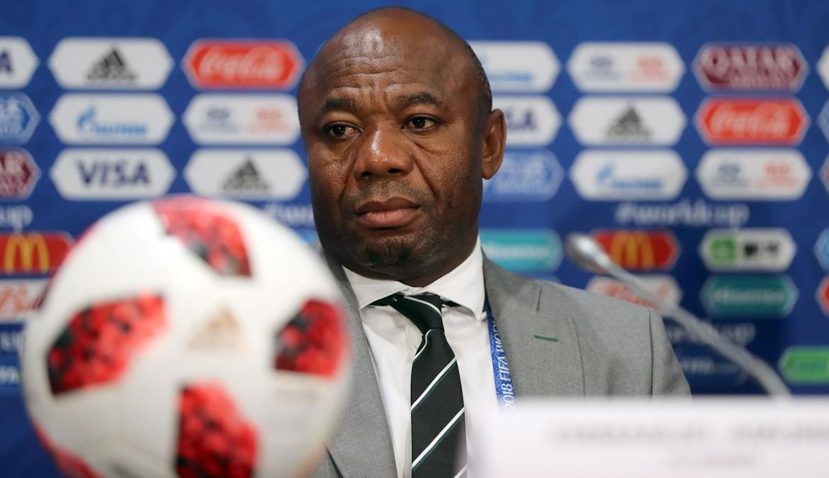 Image result for images of Emmanuel Amunike and Tanzanian team