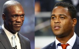 Dutch duo of Seedorf and Kluivert will coach Cameroon