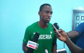 Asaba 2018: Relay medal compensation for Ogunlewe