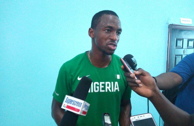 Asaba 2018: Relay medal compensation for Ogunlewe