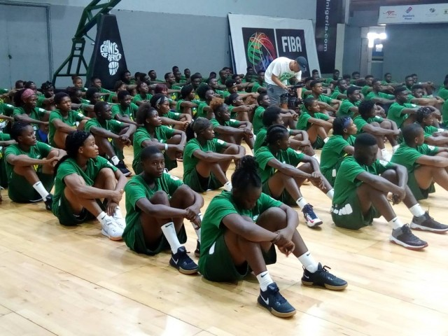 Giant of Africa Basketball camp celebrates 15 year anniversary