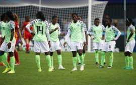 Super Falconets dumped out following horrendous show