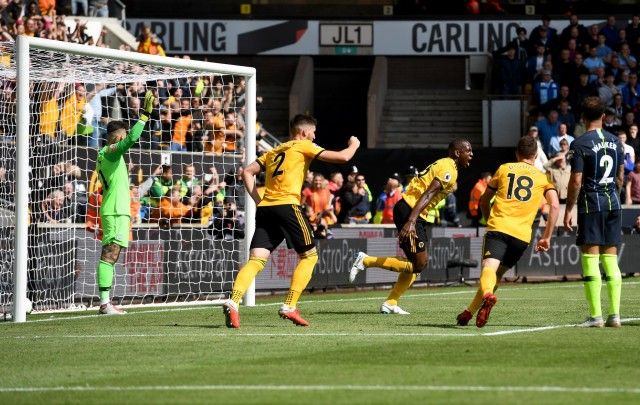 PL: Laporte's goal denies Wolves first PL win