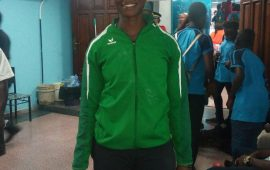 Asaba 2018: Nwanaga is an African Javelin Champion