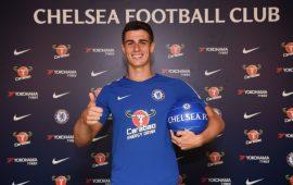 Premier League: Chelsea complete record Kepa transfer