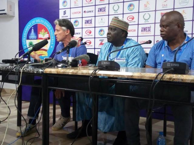Asaba 2018: Delta rescued Nigeria says Hamad Malboum