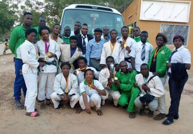Judo: Nigeria Judokas shine at African Championships