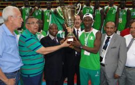 Volleyball: Nigeria U19 Team ranked number one in Africa