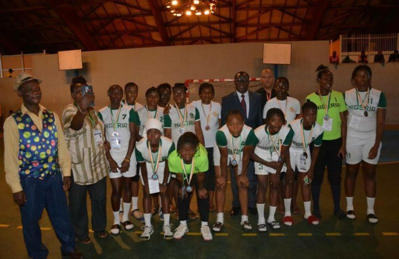 Nigeria finish 3rd as Guinea win Africa U18 Handball title