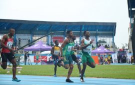 Asaba 2018: Nwanaga, Oyeniyi win medals for Team Nigeria