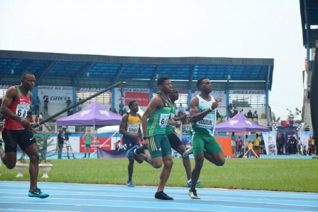 Asaba 2018: Nwanaga, Oyeniyi win medals for Team Nigeria