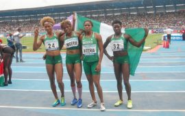 Asaba 2018 Final Day: Grace Anigbata wins Triple Jump gold