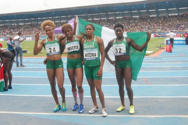 Asaba 2018 Final Day: Grace Anigbata wins Triple Jump gold