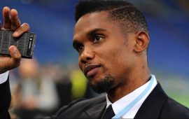 Samuel Eto'o snubs French Ligue 1 for Qatar