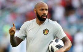 Football: Egypt FA in talks with Thierry Henry