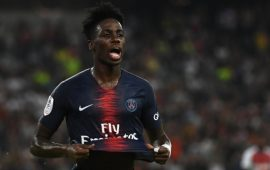 European Football: Timothy Weah makes history with PSG Goal