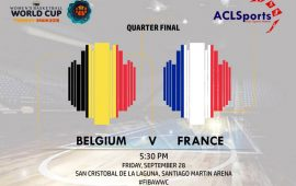 2018 FIBAWWC Preview: Belgium Vs France