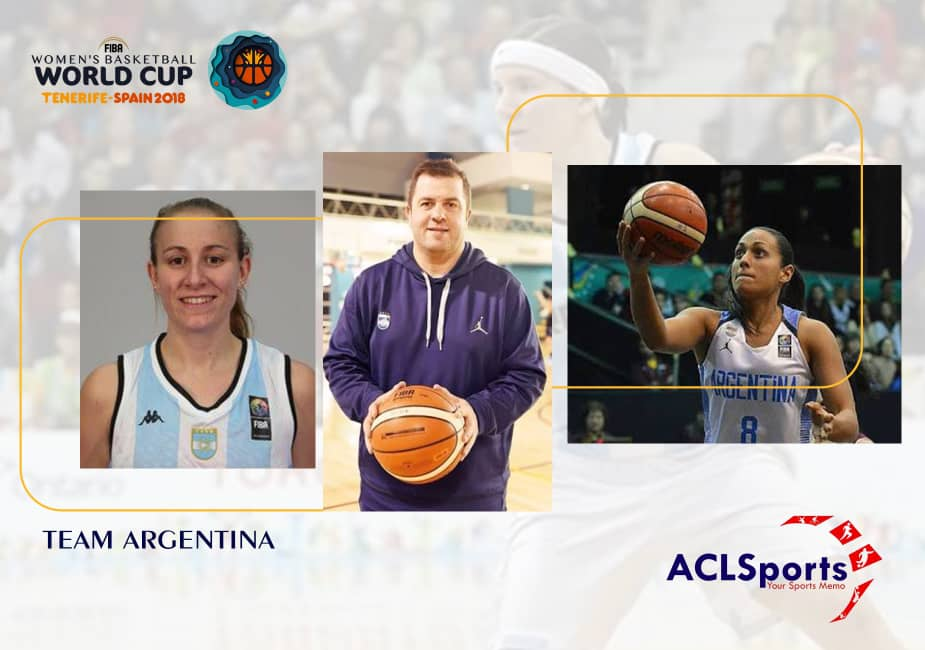 FIBAWWC 2018: Argentina's Las Gigantes aim to stand out in Tenerife