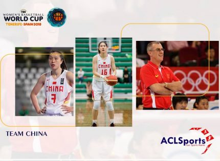 FIBAWWC 2018: Tom Maher's China a mix of youth and experience