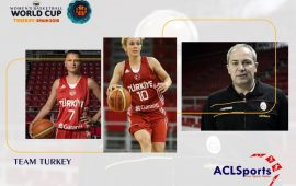 2018 FIBAWWC: Turkey's Basket Fairies on the rise