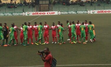 Aiteo Cup: Okoro stars in Warriors' win, Rivers United crash out