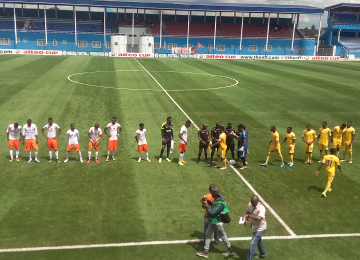 AITEO Cup Wrap: Akwa, Kwara book quarter final spots