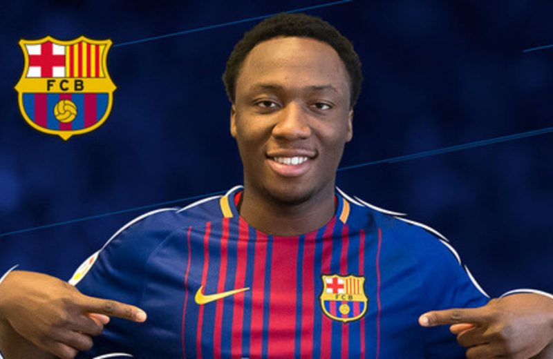 Barcelona youngster Ballou Tabla snubs Cote d'Ivoire for Canada