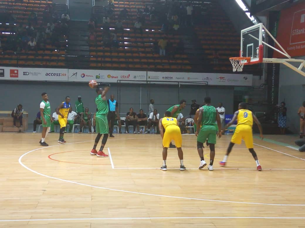 FIBAWCQ: D'Tigers win over Rwanda a good test for us says Iroegbu