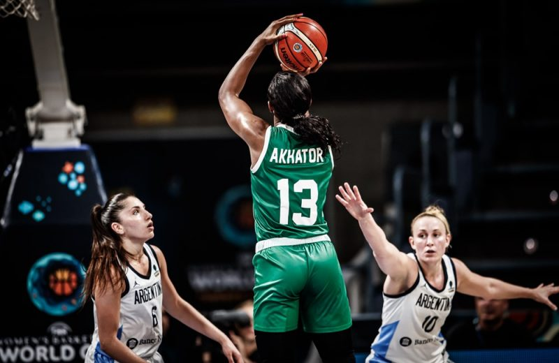 FIBAWWC 2018: D'Tigress record back to back victories