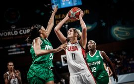 2018 FIBAWWC: D'Tigress bow out to world champions USA