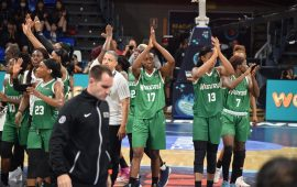 "2018 FIBAWWC: D'Tigress' Otis Hughley very proud his ""12 daughters"""