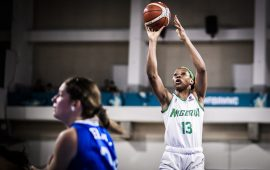 FIBAWWC 2018: Nigeria D'Tigress becomes first African team in last 8