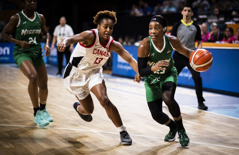 2018 FIBAWWC: African Champions D'Tigress finish in 8th place