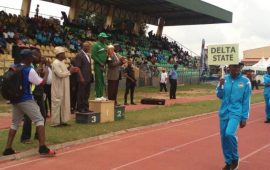 Dalung declares 4th National Youth Games open