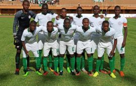 U17 AFCON: Golden Eaglets face Niger in semi final