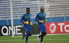 CAFCC: Enyimba's Afelokhai hopes to extend clean sheet streak