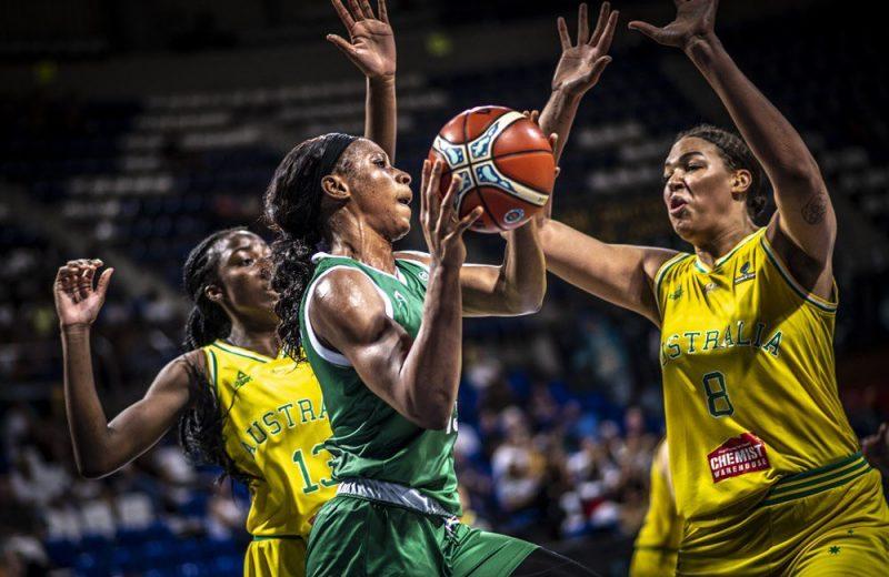 2018 FIBAWWC: Cambage leads Australia past Nigeria in opener