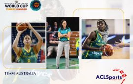 FIBAWWC 2018: The Opals head to Tenerife with a Nigerian