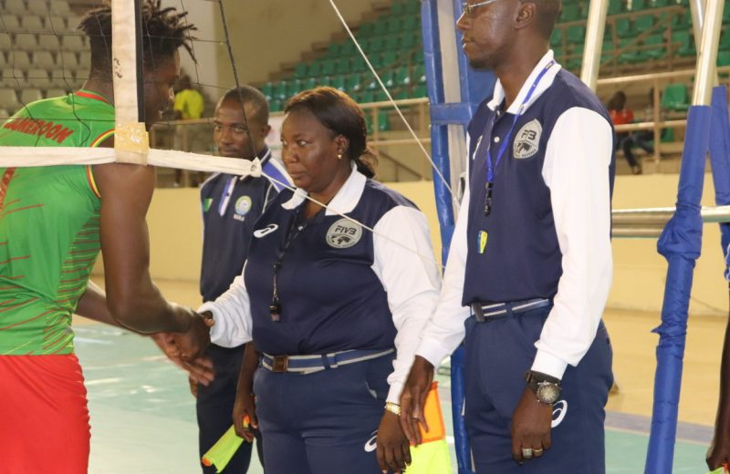 FIVB's Sheba Jefferson tells Nigerian refs to attend more courses