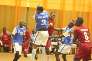 Prudent Energy Handball League: Niger United, Safety Babes stay top