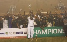 U17AFCON: Golden Eaglets draw hosts Tanzania
