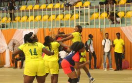 Handball League: Peacocks end Grasshoppers unbeaten run