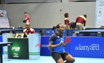 ITTF Africa: Aruna Quadri wins Gold in Mauritius