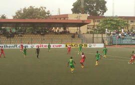 Aiteo Cup: Alebiosu's hat trick helps Kwara see off Warriors